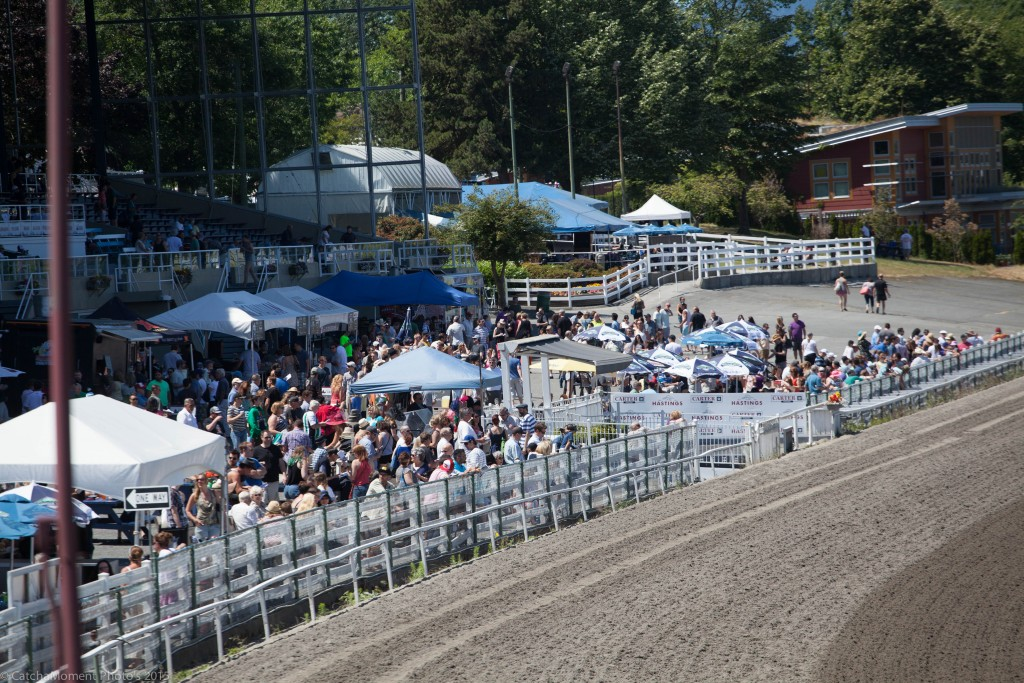 Large turnout for Father's Day at Hastings - Patti Tubbs Photo