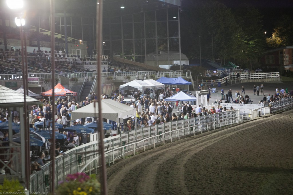 FRIDAY NIGHT LIVE - ANOTHER GOOD SIZE CROWD ON HAND - PATTI TUBBS PHOTO